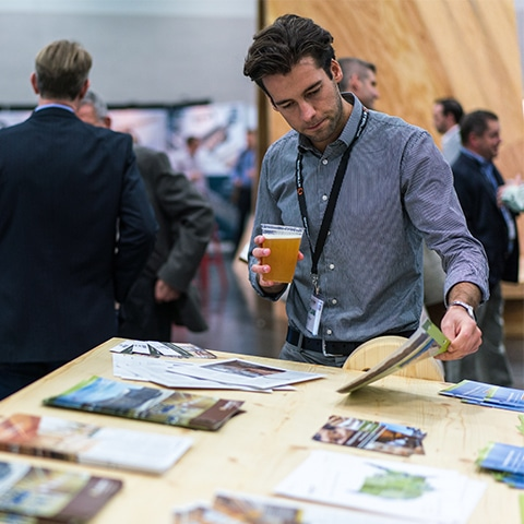 Mass Timber Conference Exhibit